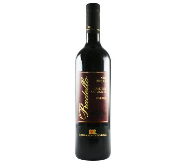 Fattoria Monticino Rosso Pradello Colli d'Imola Riserva DOC